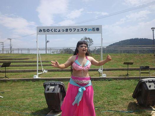 石巻にょっきりフェスタ 2014年7月27日(日)