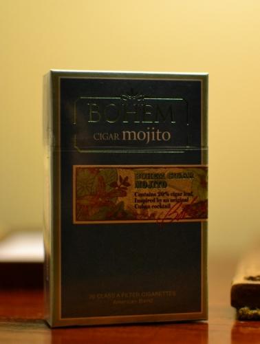 Mojito cigar