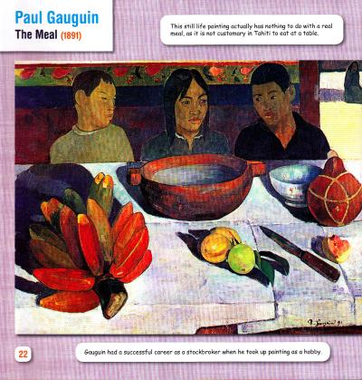 2014.8絵画Paul Gauguin①