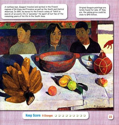 2014.8絵画Paul Gauguin②間違い