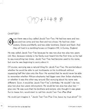 2014.10絵本Jacob Two-Two