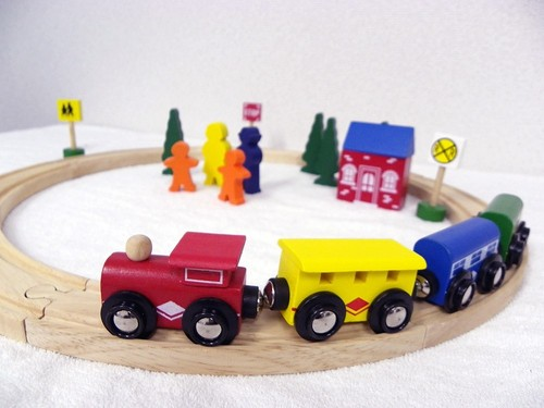 木製トレイン02