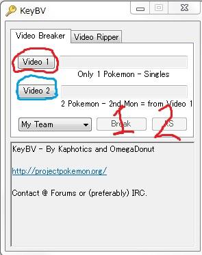 KeyBV 使用方法