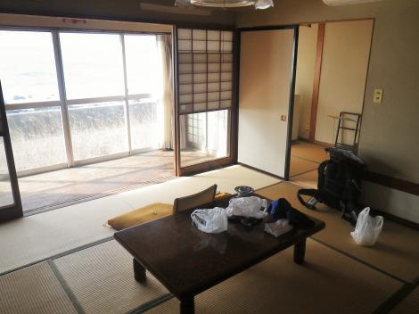 2014 酒田屋旅館 1人部屋