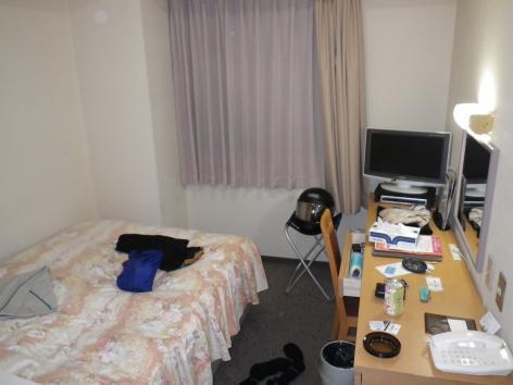 弘前国際ホテル シングル