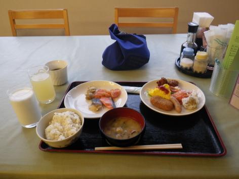 弘前国際ホテル 朝食