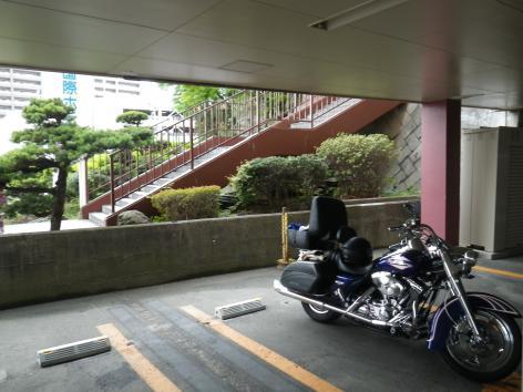 弘前国際ホテル 駐車場