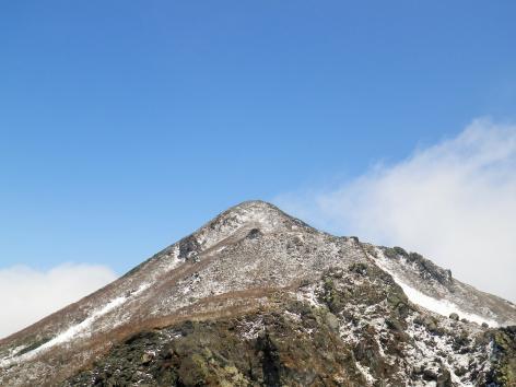 岩木山 山頂