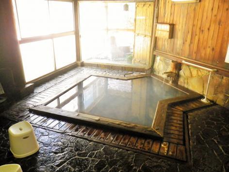 嶽温泉 山のホテル 温泉