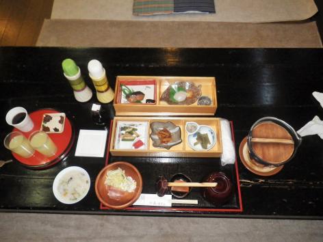 嶽温泉 山のホテル 朝食