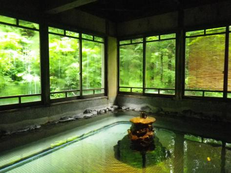 栃尾又温泉 したの湯