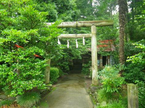 笠石神社 国宝