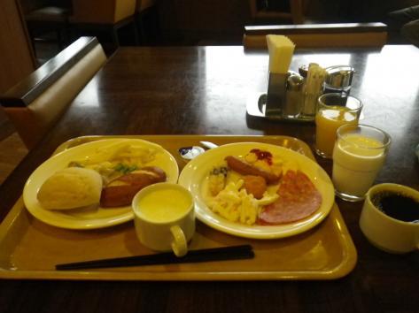ルートイン青森中央 朝食