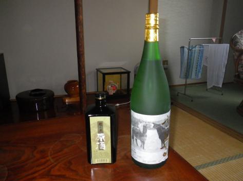 関乃井酒造 寒立馬 原酒