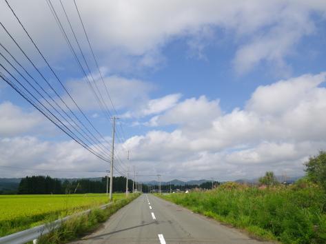 中部上北広域農道