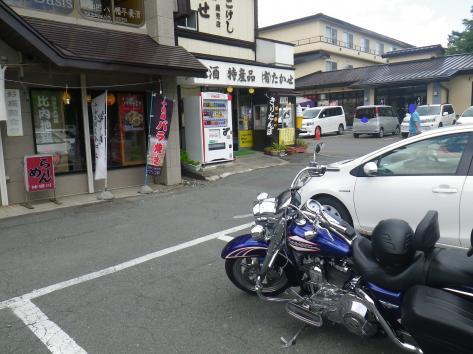 十和田湖 駐車場