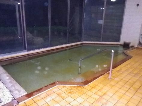 ホテル瀬波観光 内湯