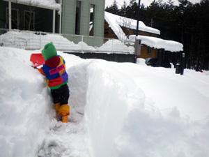 0215すー除雪