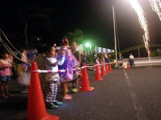 キクマツエン盆踊2014
