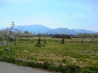 H26塩川から八町山