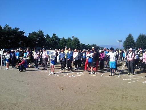 竜の里健康マラソン1