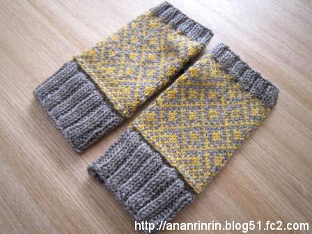 お散歩手袋1