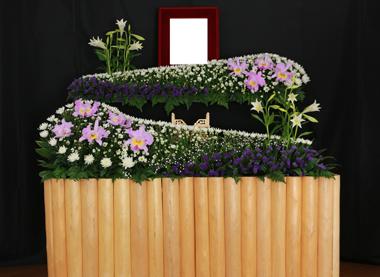 家族葬花祭壇5120