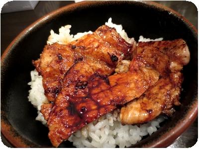 味噌ラーメン+豚丼ハーフセット