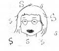 スミレ(小紫)
