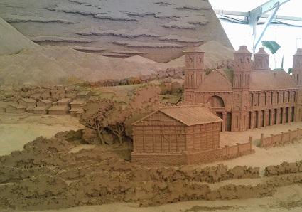 砂の彫刻展9