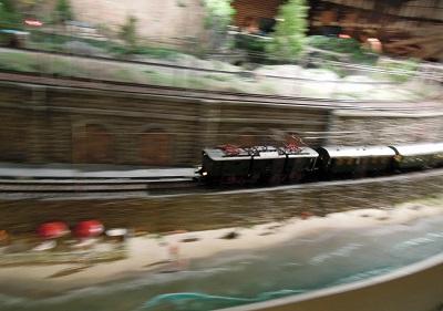 原鉄道模型ジオラマ2