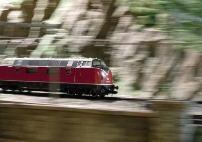 原鉄道模型ジオラマ3