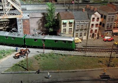 原鉄道模型ジオラマ4
