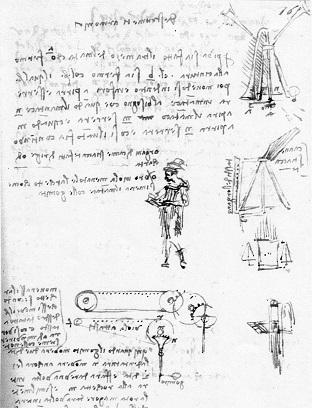 マドリッド手稿Ⅱfol.76r