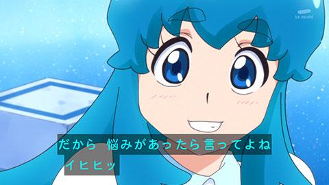 【ハピネスチャージプリキュア!】第29回「アクシアの真の姿!シャイニングメイクドレッサー!!」