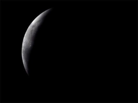 【皆既月食2014年10月08日】20時37分