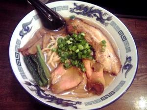 綿麺 フライデーナイト Part75 (14/9/26) 塩らーめん