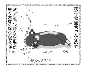 羊の国のラブラドール絵日記シニア!!「改めまして」4