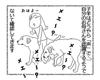 羊の国のラブラドール絵日記シニア!!「延々エンドレス」1