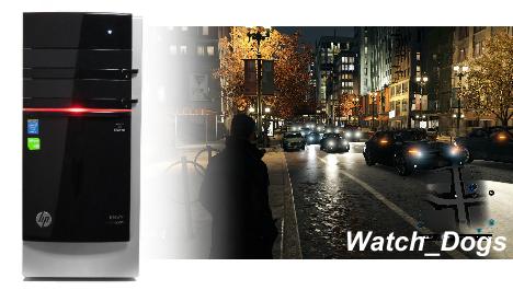HP ENVY 700-360jp_Watch dogs_01