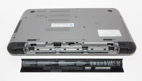 HP ENVY 15-k014tx_バッテリー