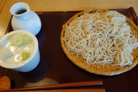 蕎麦庵 まえ田7