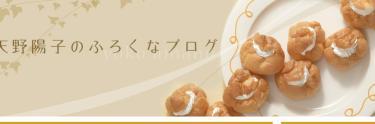 天野陽子のふろくなブログ