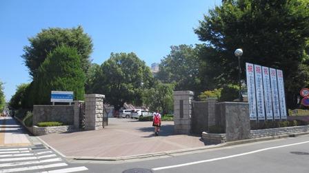 熊谷女子高校