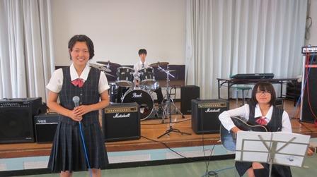 北本高校軽音楽部