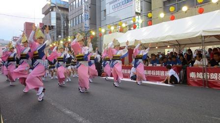 2014南越谷阿波踊り