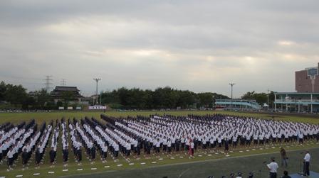 花咲徳栄体育祭01