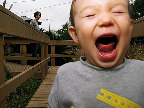 笑いっぱなし! - 無料写真検索fotoq