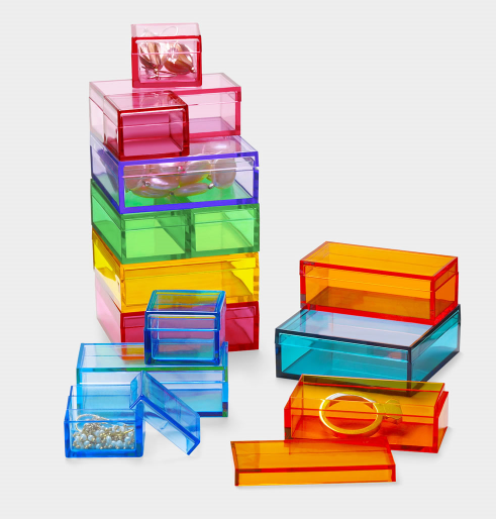 Storage Box Set(ストレージ ボックスセット)Gene Hurwi,1966