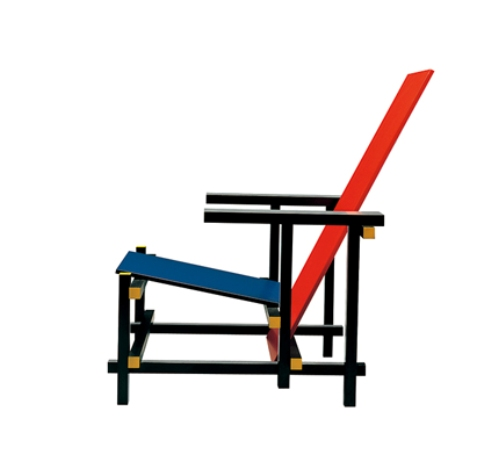 635 red and blue gerrit thomas rietveld for 56 635